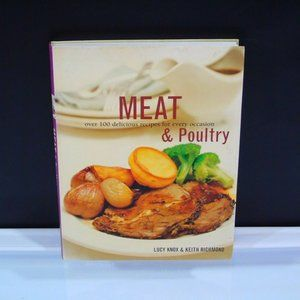 Cookbook Meat and Poultry Recipes